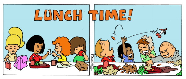 Lunch Time!